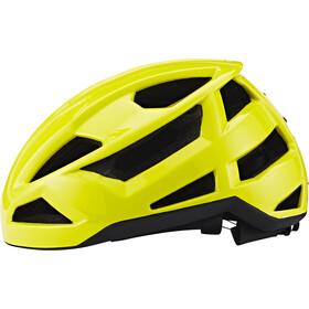 Bern FL-1 Casque, neon yellow/glänzend